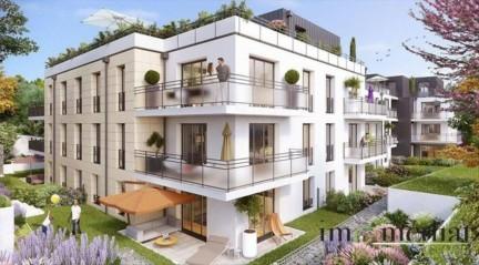 Rueil malmaison: 2 pièces: Votre nouvelle résidence arborée, proche de tous