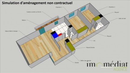 Rueil malmaison: 3 pièces: Image 4