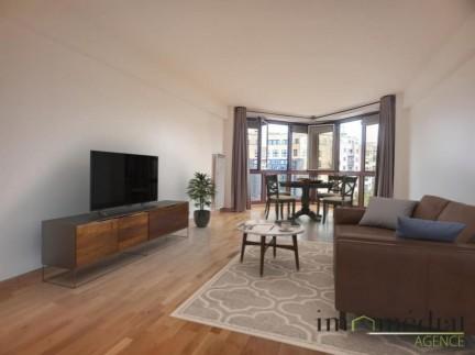 Puteaux: 4 pièces: Appartement familial de 89.16 m² carrez composé d'une