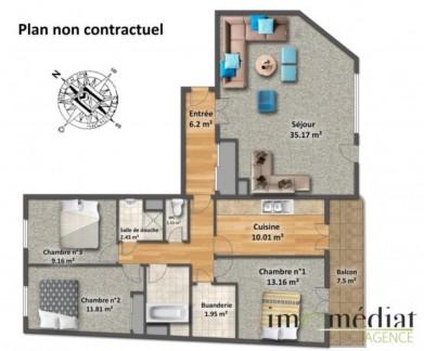 Rueil malmaison: 4 pièces: Image 2