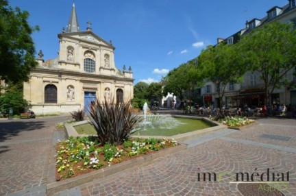 Centre ville: 2 pièces: Image 1