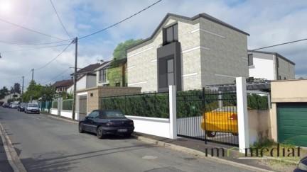 Coteaux: 5 pièces: Cinq maisons dans cette petite résidence en copropriété