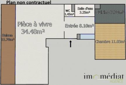 Rueil malmaison: 3 pièces: Image 2