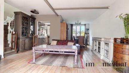 Nanterre: 5 pièces: Quartier mont valérien.maison en pleine propriété