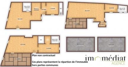Rueil malmaison: 8 pièces: Vous recherchez une maison avec jardin ou un investissement